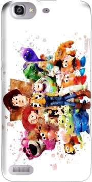 Toy Story Watercolor Case for Huawei G8 Mini GR3 / Enjoy 5S