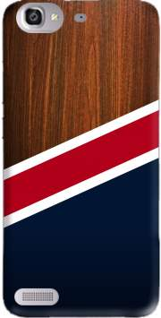 Wooden New England Case for Huawei G8 Mini GR3 / Enjoy 5S