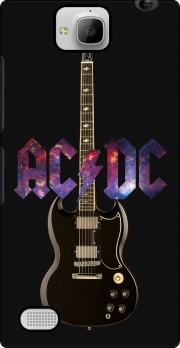 AcDc Guitare Gibson Angus Case for Huawei Honor 3C