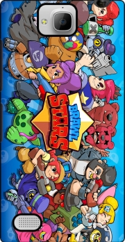 Brawl stars Case for Huawei Honor 3C