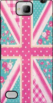 British Girls Flag Case for Huawei Honor 3C