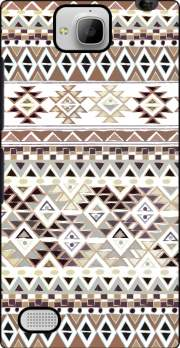 BROWN TRIBAL NATIVE Case for Huawei Honor 3C