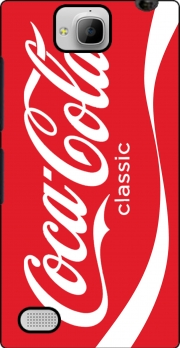 Coca Cola Rouge Classic Case for Huawei Honor 3C