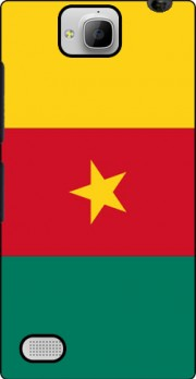 Flag of Cameroon Case for Huawei Honor 3C