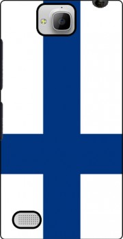Flag of Finland Case for Huawei Honor 3C