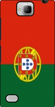 Flag Portugal Case for Huawei Honor 3C