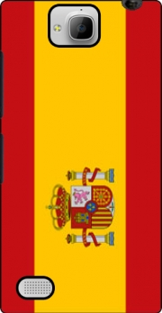 Flag Spain Case for Huawei Honor 3C