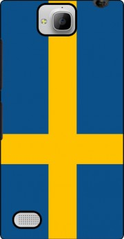Flag Sweden Case for Huawei Honor 3C