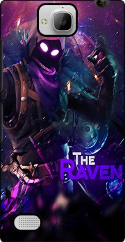 Fortnite The Raven Case for Huawei Honor 3C