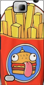French Fries by Fortnite Case for Huawei Honor 3C