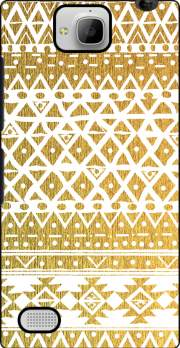 GOLDEN TRIBAL Case for Huawei Honor 3C