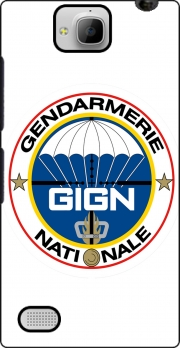 Groupe dintervention de la Gendarmerie nationale - GIGN Case for Huawei Honor 3C