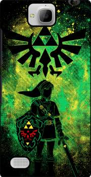 Hyrule Art Case for Huawei Honor 3C