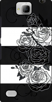 Inverted Roses Huawei Honor 3C Case
