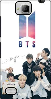 K-pop BTS Bangtan Boys Case for Huawei Honor 3C
