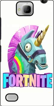 Unicorn video games Fortnite Case for Huawei Honor 3C
