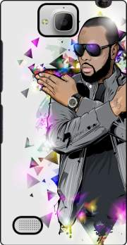 Maitre Gims - zOmbie Case for Huawei Honor 3C