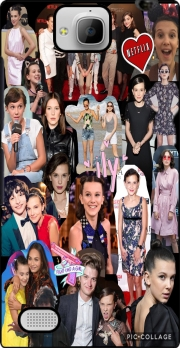 Millie Bobby Brown collage Huawei Honor 3C Case