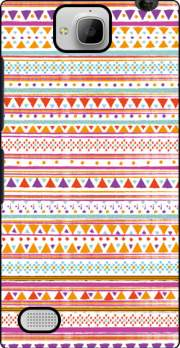 Native Bandana Aztec Case for Huawei Honor 3C