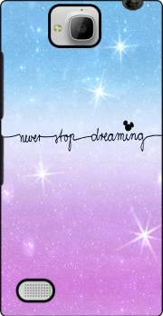Never Stop dreaming Huawei Honor 3C Case