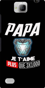Papa je taime plus que 3x1000 Case for Huawei Honor 3C