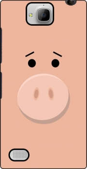 Pig Face Huawei Honor 3C Case