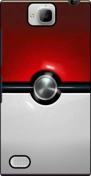 PokeBall Case for Huawei Honor 3C