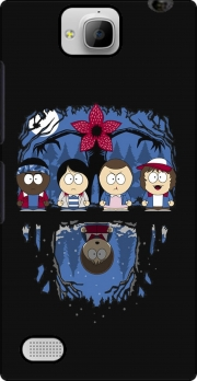 Stranger Things X South Park Huawei Honor 3C Case