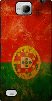 Vintage Flag Portugal Case for Huawei Honor 3C