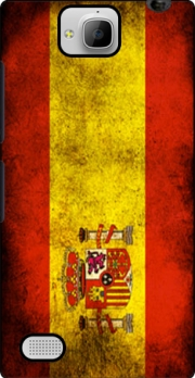 Flag Spain Vintage Case for Huawei Honor 3C