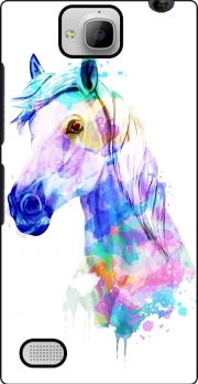 watercolor horse Huawei Honor 3C Case