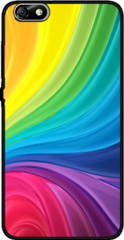 Rainbow Abstract Case for Huawei Honor 4x