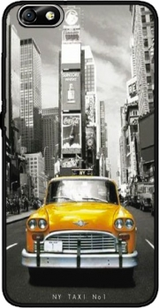Yellow taxi City of New York City Case for Huawei Honor 4x