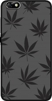 Cannabis Leaf Pattern Case for Huawei Honor 4x