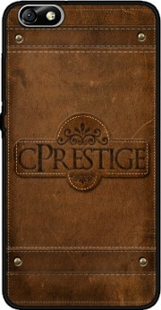 cPrestige leather wallet Case for Huawei Honor 4x