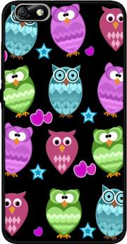 funky owls Case for Huawei Honor 4x