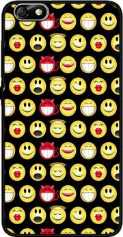 funny smileys Case for Huawei Honor 4x
