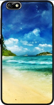 Paradise Island Case for Huawei Honor 4x