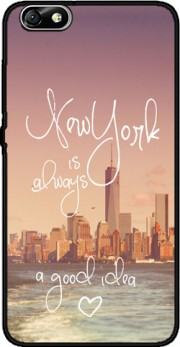 Always New York Case for Huawei Honor 4x