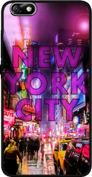 New York City - Broadway Color Case for Huawei Honor 4x