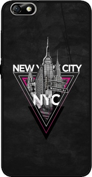 NYC V [pink] Case for Huawei Honor 4x