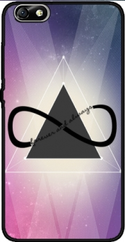 Swag Triangle Infinity Case for Huawei Honor 4x