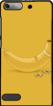 Banana Crunches Case for Huawei Ascend P6 Mini