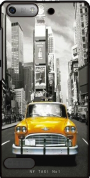 Yellow taxi City of New York City Case for Huawei Ascend P6 Mini