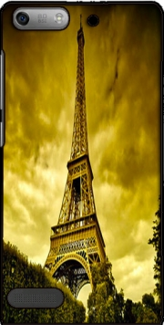 Eiffel Tower By Night from Paris Case for Huawei Ascend P6 Mini