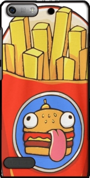 French Fries by Fortnite Case for Huawei Ascend P6 Mini