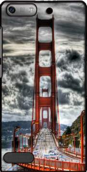 Golden Gate San Francisco Case for Huawei Ascend P6 Mini