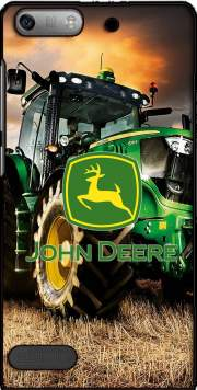John Deer tractor Farm Case for Huawei Ascend P6 Mini
