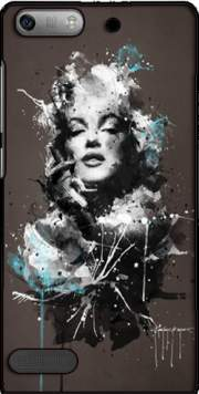 Marilyn By Emiliano Case for Huawei Ascend P6 Mini