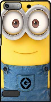 Minions Face Case for Huawei Ascend P6 Mini
